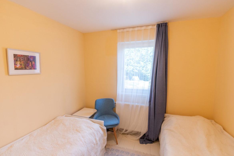 Kamala Kutir double room